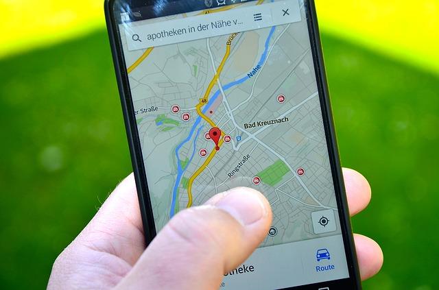 GPS, smartphone